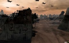 Company of Heroes, my In-game Screenshots. Operation SeaLion Battle of Britain August 25 RAF Bombing to Berlin On 25 August , 81 bombers of Bomber Command were sent out to raid industrial and comme...