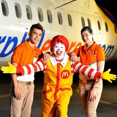 Ronald lands in Boracay Tuesday thanks to Airphil Express! Boracay Island, Ronald Mcdonald, Tuesday, Thankful, Fictional Characters, Fantasy Characters