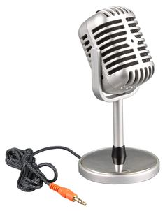 INFMETRY:: Retro Designed Microphone - Speaker - Electronics