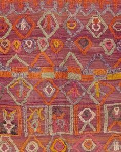 patternbase: Antique Moroccan Rug