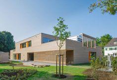 Internationale Kita in Bonn in Bonn, Architektur - baukunst-nrw