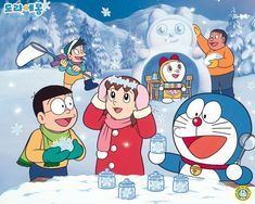 doraemon cartoon show family picture imagefully download doraemon