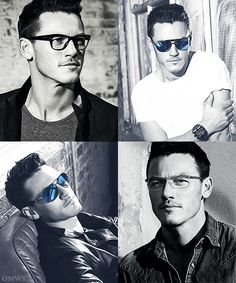 as long as the shire lies behind — onlymywishfulthinking: Luke Evans for Police...