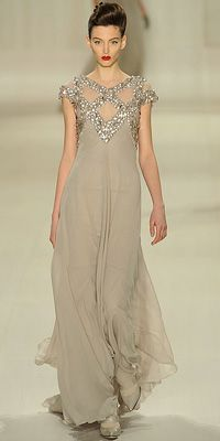 If only I could find an Elie Saab sample