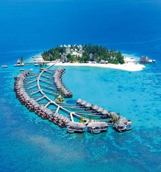 A Piece Of Paradise, W Retreat – Maldives