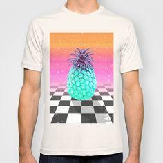 Pineapple T-shirt by Danny Ivan - $18.00