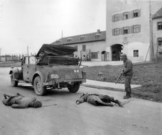 The Death Of SS General Ernst Fick