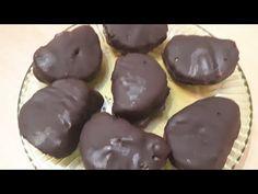 Εύκολες καριοκες! - YouTube Muffin, Cookies, Chocolate, Breakfast, Desserts, Youtube, Food, Crack Crackers, Morning Coffee