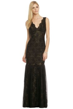 Rent Lusting Over You Gown by ML Monique Lhuillier for $75 only at Rent the Runway.