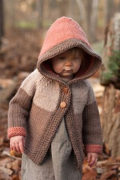 Fawn Hoodie & Legwarmers Knitting pattern by Carrie Bostick Hoge – Knitting patterns, knitting designs, knitting for beginners. Knitting For Kids, Knitting For Beginners, Free Knitting, Knitting Projects, Christmas Knitting Patterns, Baby Knitting Patterns, Baby Patterns, Baby Hoodie, Baby Cardigan