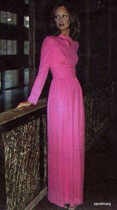 Vogue 2788 Couturier Design Emilio Pucci Vintage 1970s by sandmarg