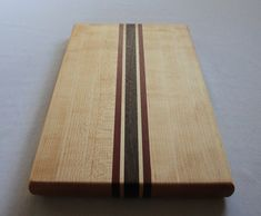 Maple Cutting Board by OneTreeWoodworking on Etsy