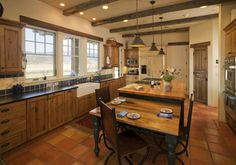 Lynne Barton Bier - eclectic - kitchen - denver - Lynne Barton Bier - Home on the Range Interiors