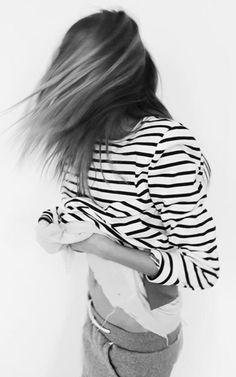 stripes + sweats