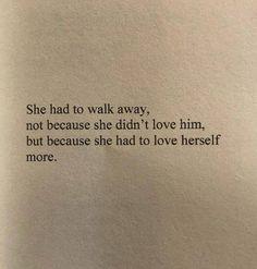 She had to walk away.. via (http://ift.tt/2gfRLPu)