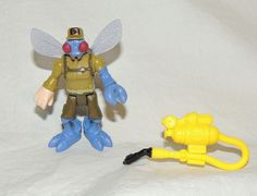 Imaginext FLY EXTERMINATOR Blind Mystery Bag Series 5 Fisher-Price Figure 2.5/""