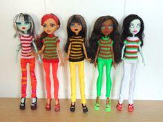 Продажа кукол MONSTER HIGH и EAH, одежды и обуви