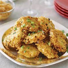 Potato Pancakes | MyRecipes.com