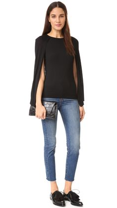 Lilianna Cape Sweater