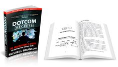 """I just hooked you up. Russell Brunson just launched his new book called: Russell Brunson internet marketing """"DotComSecrets: The Und. Internet Marketing, Online Marketing, Digital Marketing, Affiliate Marketing, Free Books, Good Books, My Books, The Secret Book, The Book"""