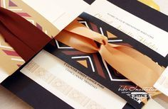 Very nice African inspired wedding invitation by Bibi Invitations Hobby Lobby Wedding Invitations, Letterpress Wedding Invitations, Bridal Shower Invitations, African Wedding Theme, African Theme, African Weddings, Invitation Kits, Wedding Invitation Templates, Invitations Online