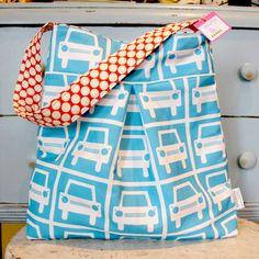 Large Diaper Bag by PETUNIAS