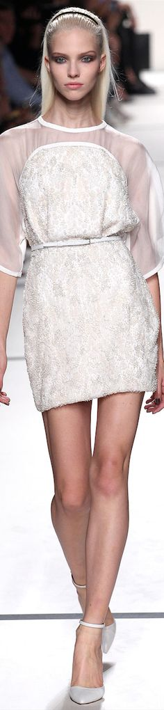 LOOKandLOVEwithLOLO: SPRING 2014 Ready-To-Wear featuring Elie Saab