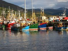 It's been too many years since I visited Ullapool, Scotland