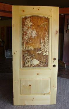 Great River Door Company, Inc. - Residential Carved Doors