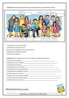 Spanish Vocabulary, Spanish Language Learning, Teaching Spanish, Spanish Classroom Activities, Grammar Book, Kids English, Spanish Teacher, Hdd, Reading