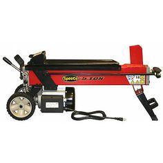 SpeeCo 5-Ton Horizontal Electric Log Splitter LS401005 No gas, No oil!! 110V/60H