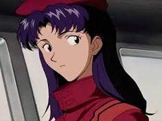 Evangelion Misato Katsuragi #Evangelion #MisatoKatsuragi