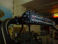 UTV LED Lightbar mounts  UTV-Review.com