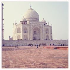 The Taj Mahal (Agra, India), Probably in my top 5 most wanted places to visit