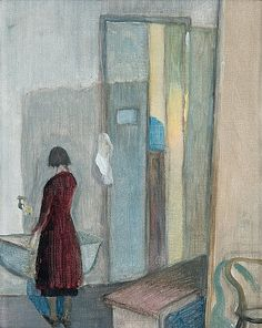 View At the art school by Tove Jansson on artnet. Browse upcoming and past auction lots by Tove Jansson. Tove Jansson, Lawrence Lee, White Gouache, Magazine Art, Art Market, Art School, Art Inspo, Illustration Art, Illustrations