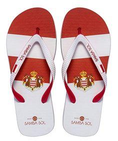 641808c9f Samba Sol Women Countries Collection Flip Flops Recycled Rubber, Womens Flip  Flops, Samba,