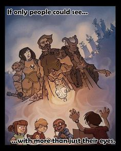 Dungeons and Dragons - I'd like to try this sometime >:)