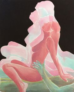 Denmark-based artist Tina Maria Elena's erotic watercolor paintings create painterly snapshots of colorful sensuality. Based in Odense, Denmark,...