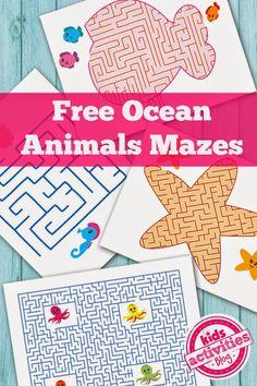 Free Animal Printables | Montessori Nature
