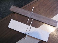 Wooden Hinges - by DKV @ LumberJocks.com ~ woodworking community