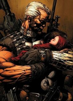 Cable and Baby Hope