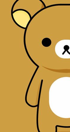 Cute Rilakkuma iPhone wallpaper - @mobile9