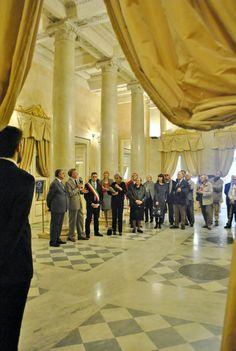 Intitolazione del Foyer ad Arturo Toscanini (Ph. Annalisa Andolina)