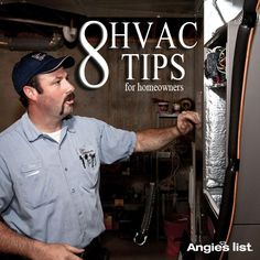 8 HVAC tips for homeowners