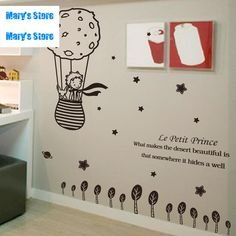 decoração pequeno principe quarto - Pesquisa Google