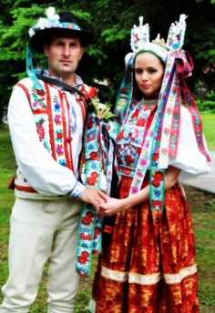 Poniky, Slovakia wedding Folk Costume, Costumes, Eastern Europe, Culture, Traditional, People, Faces, Wedding, Google Search