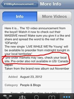 honestly i don't care too much, if it isn't available in the USA on october 1st i'll just illegally download it