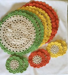 1 million+ Stunning Free Images to Use Anywhere Crochet Basket Pattern, Crochet Flower Patterns, Crochet Chart, Crochet Designs, Crochet Flowers, Knit Crochet, Crochet Placemats, Crochet Dishcloths, Crochet Doilies