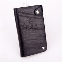 Fashion New ID Cards holders Men Women 3 Colors Quality Second Leather Multiple Cards Bit Card Holder #04
