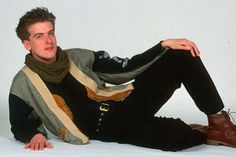 Peter Capaldi: 12 reasons why Doctor Who's Twelfth Doctor is the perfect pick by Steven Moffat Peter Capaldi in 1983 - modeling casual menswear.